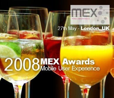 MEX Mobile User Experience Awards