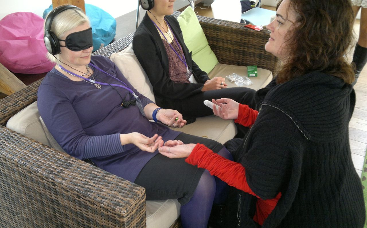Multi-sensory UIs need multi-sensory designers