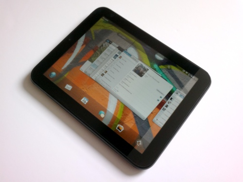Review of HP TouchPad with WebOS