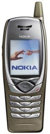 Nokia 6650, the Finnish company's first dual-mode W-CDMA/GSM handset