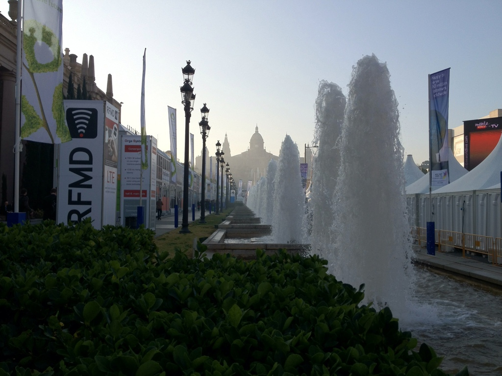 UX insights, live from Mobile World Congress