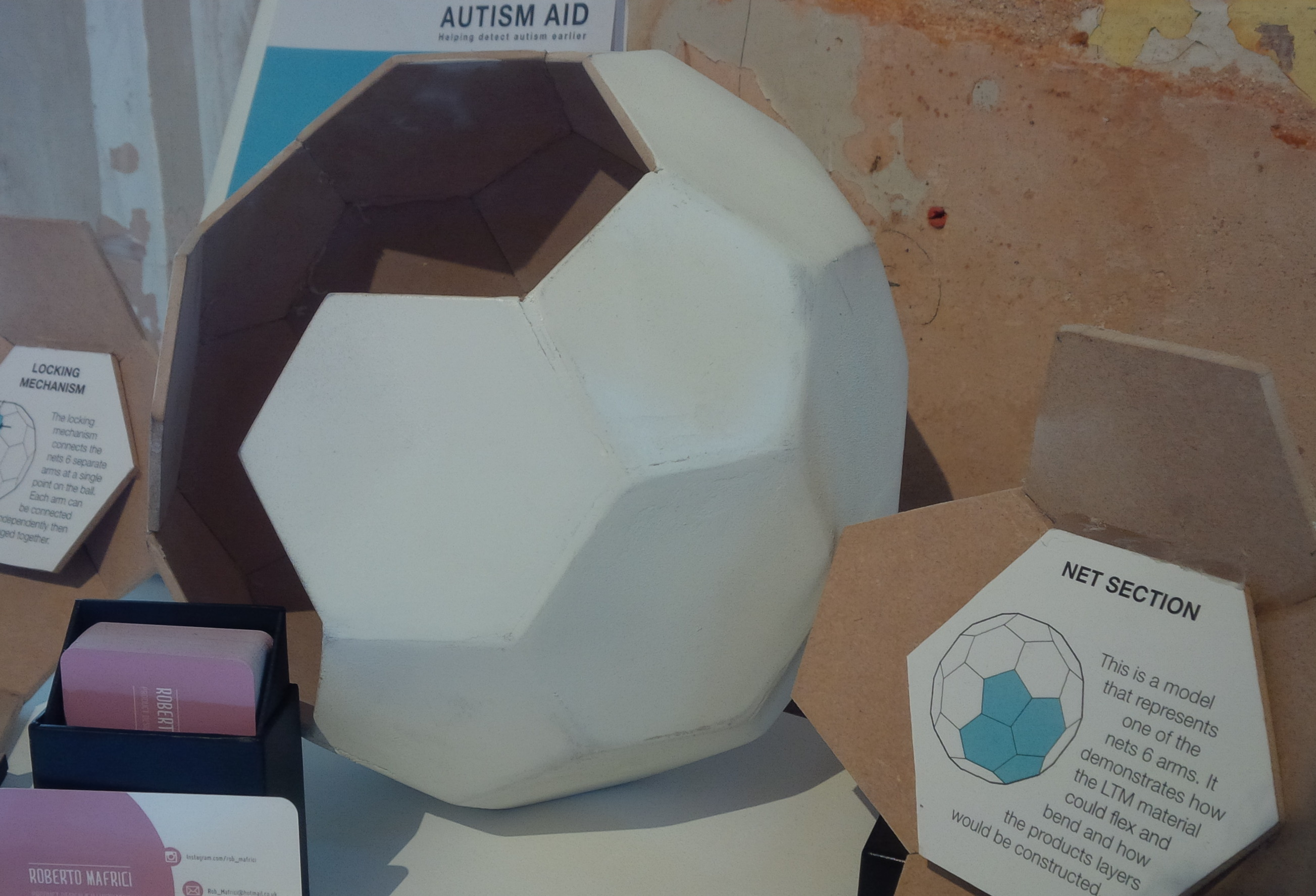 Design trends from Made In Brunel 2014