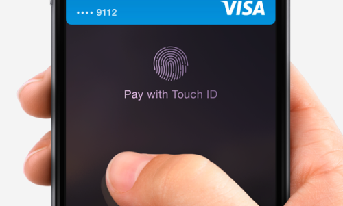 Activated confirmations with the Apple Pay UI