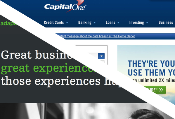 Capital One banking on Adaptive Path's experience
