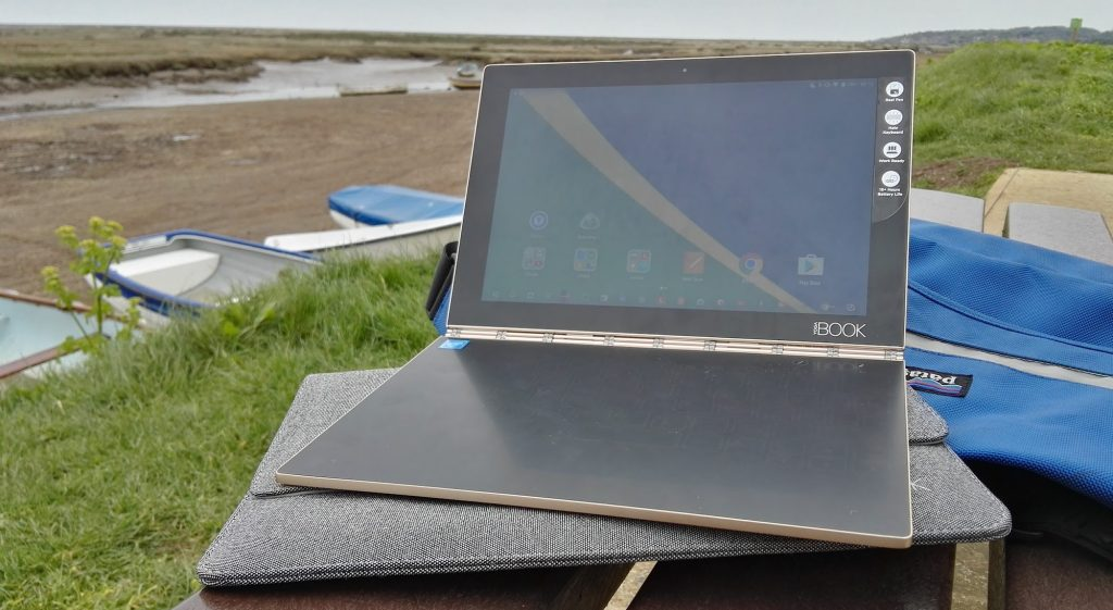 Long-term review: Lenovo's Yoga Book, a flexible enough tool for creators?