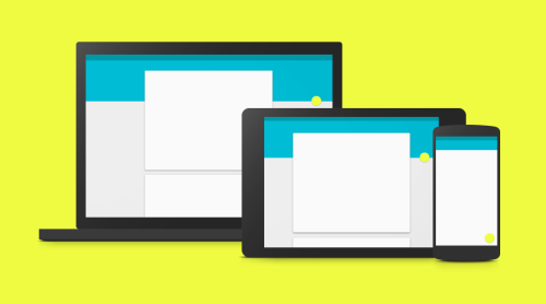 Understand Google's material design and Matias Duarte's vision