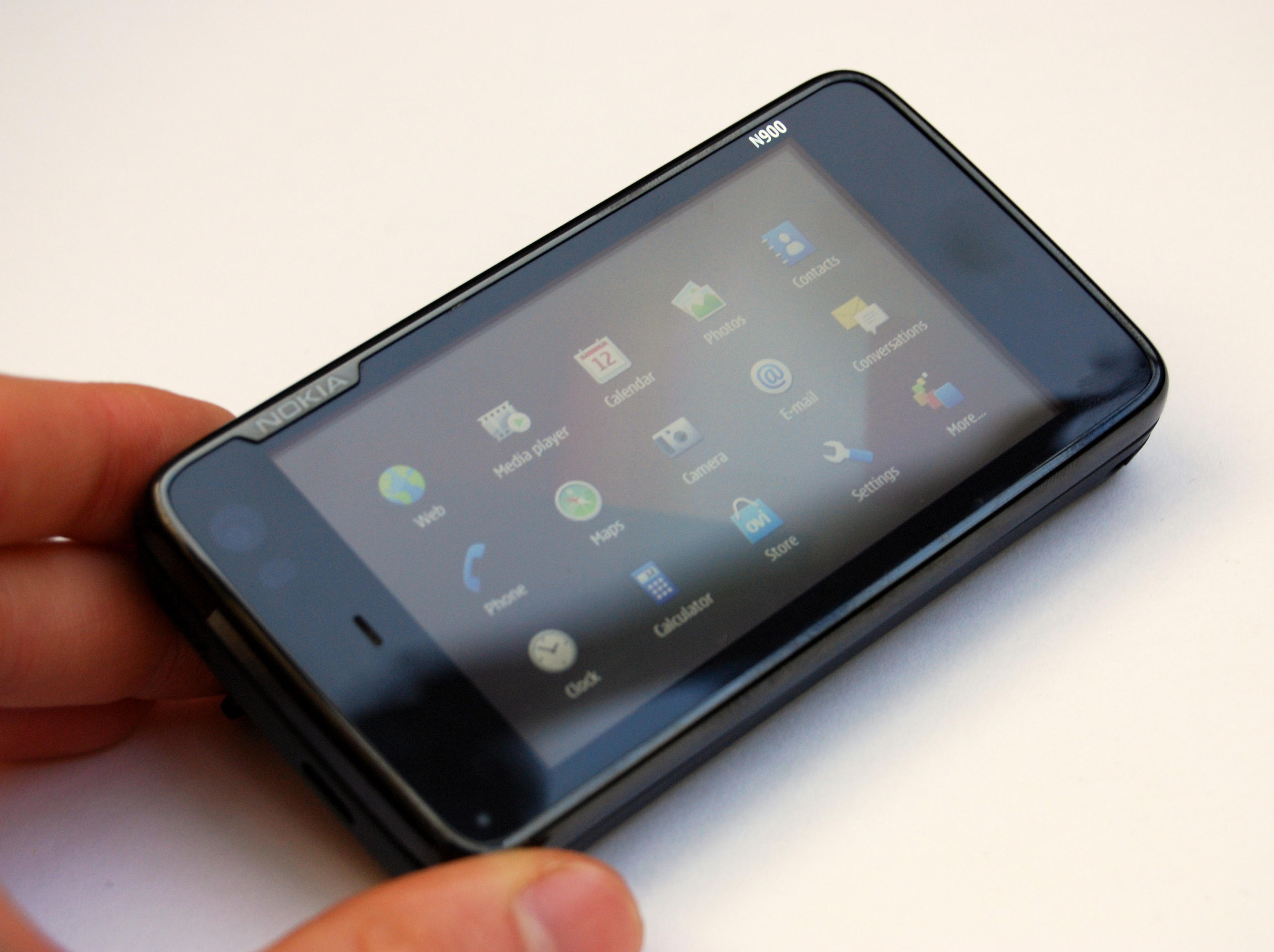 Nokia N900 Hard Reset