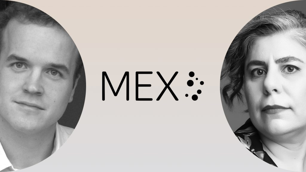 MEX Live: Samar Héchaimé talks post-pandemic design strategy with Marek Pawlowski