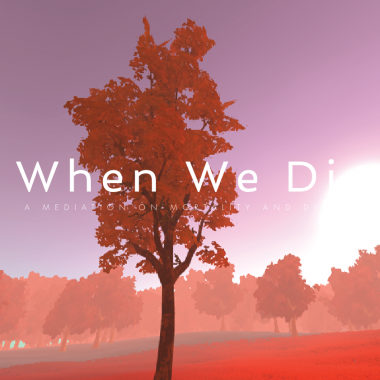 Exploring mortality in virtual reality