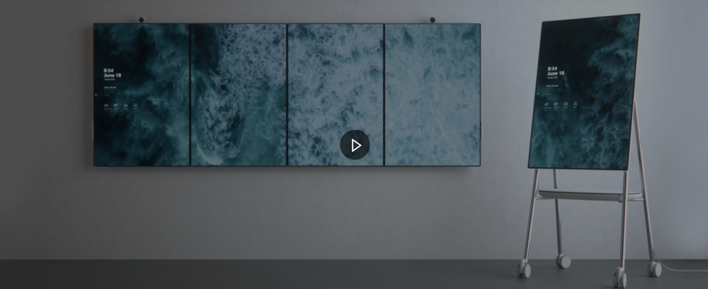Clarity, with hindsight: the pixel-dense world of the Surface Hub 2