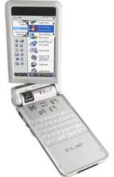 Sony NX70V PDA running Palm OS 5