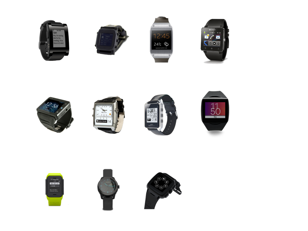 The ugly experience of smartwatches